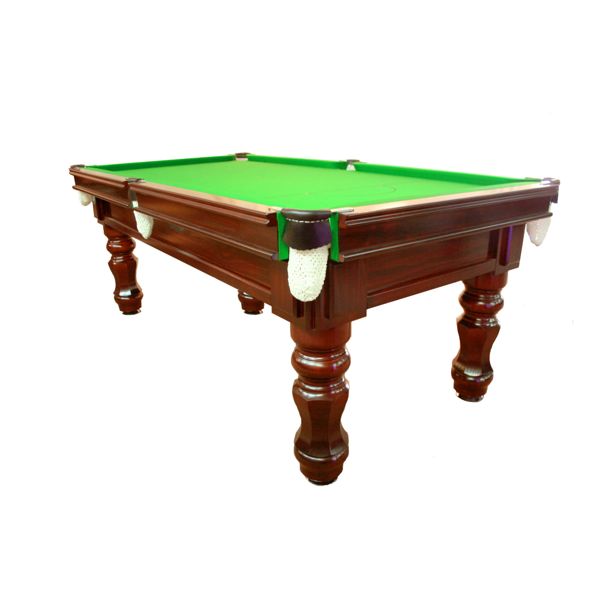 Combination pool table
