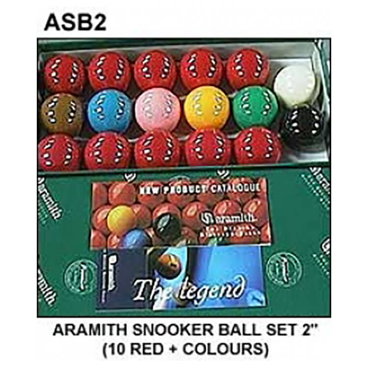 1 7 8 Quot Snooker Ball Set Cue Power Billiards Australia