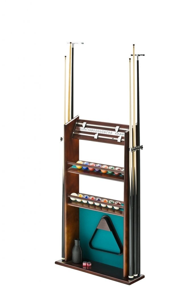 Freestanding Floor Cue Rack Cue Power Billiards Australia